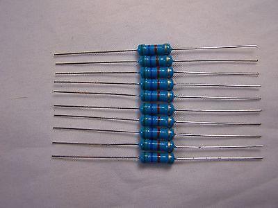56 Ω Ohm 1//2Watt Carbon Film Resistor 10 Pcs.