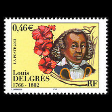 France 2002 - 200th Anniv of the Death of Louis Delgres - Sc 2899 MNH