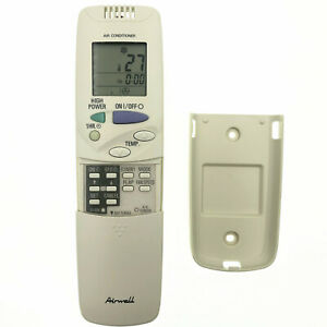 Details about Original Airwell Sanyo RCS-3MHVPAW4E AC Air Conditioner on