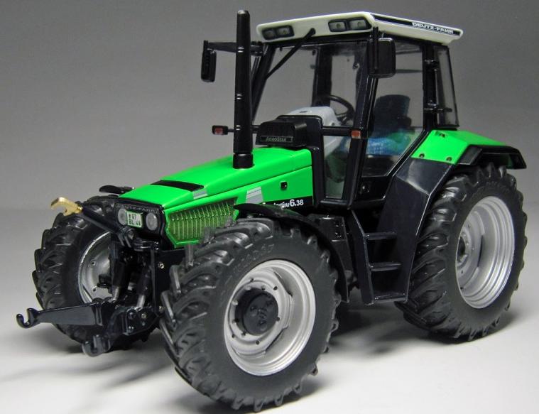 Joyeux Joyeux Joyeux Noël! Weise-Toys échelle 1:32 Deutz-Fahr Agrostar DX 6.38 Tractor 1028 | Vente Chaude  85a199