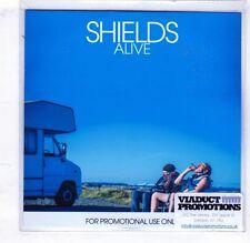 (HC665) Shields, Alive - 2016 DJ CD