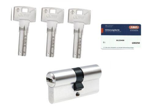 40//45 ABUS BRAVUS 1000 profil cylindre cylindre de verrouillage poignée cylindre bohrschutz