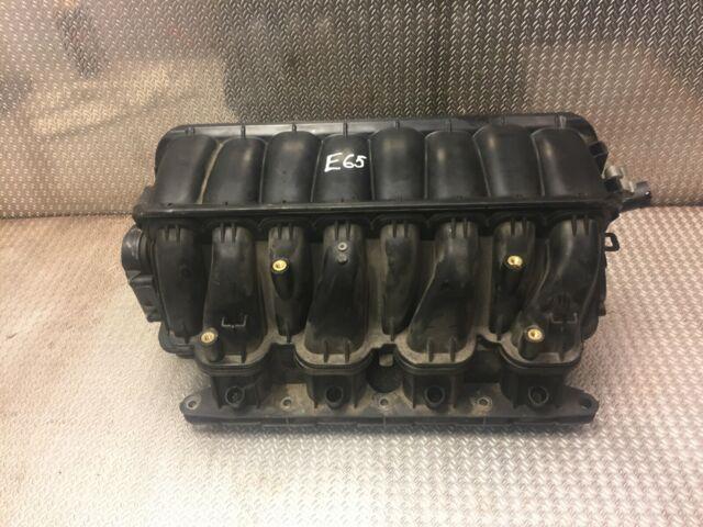 08 BMW X5 E70 Engine Motor Air Intake Manifold 6668222