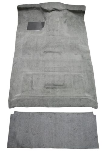 CHOOSE COLOR ACC 87-97 FORD CREW CAB 2WD 4-SP PICKUP MOLDED CARPET W// CURTAIN