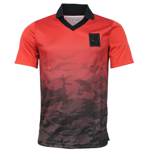 070f840284549b PUMA X Trapstar Football Tee T-shirt Polo Mens 571821 05 Dd87 M for ...