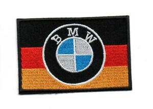 0d14b7657d3e BMW Motor Sport Racing Car P88 Embroidered Iron on Patch High ...