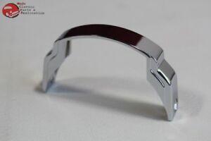 1964 Impala Transmission Column Shift Indicator Bezel Chrome Dii New