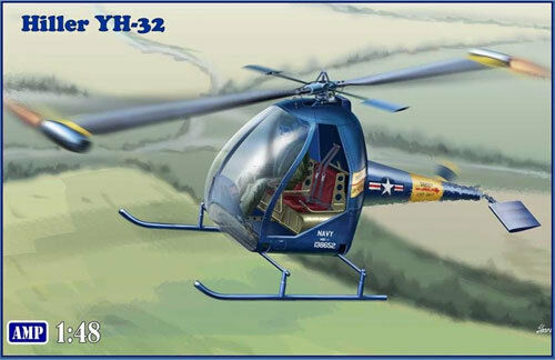 Micromill Hiller YH-32 1 48 Plastic model