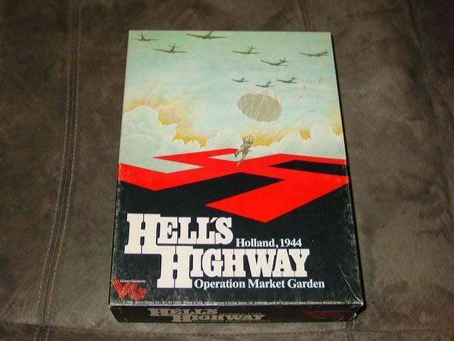 VG Victory giocos - Hell's  Highway - Operation Market-Garden Holle 1944 - (UNP)  servizio premuroso