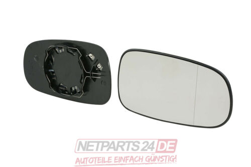 Vetro Specchietto Specchio Destra Saab 9-3 Ys3F//Ys3Fd 09//02-08//07 Nuovo Lagernd