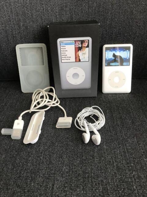 Apple iPod classic  Silber (80GB)