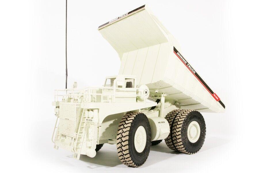 Hobby Engine funciones completas Camión de Minería-HE0808