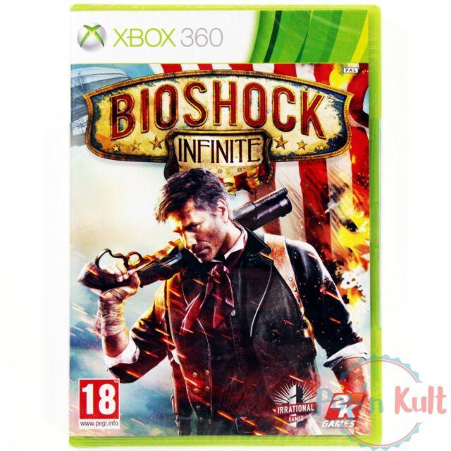 Jeu BioShock Infinite [VF] sur Xbox 360 NEUF sous Blister