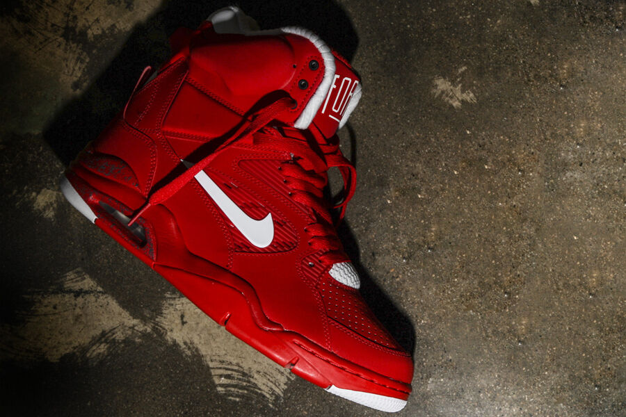 Nike Red Air Command Force 10.5 Red Nike 11 Hoyle Max 1 95 90 97 98 180 270 dunk 9 em bw 1489e1