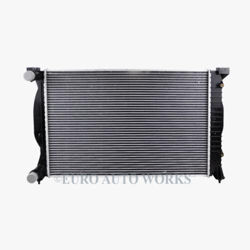 Audi Cooling Radiator Manual Trans A4 Quattro A4 1.8L 2.0L Premium 8E0251A