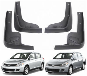 Nissan Genuine Accessories G8810-ED900 Rear Splash Guard, Set of 2