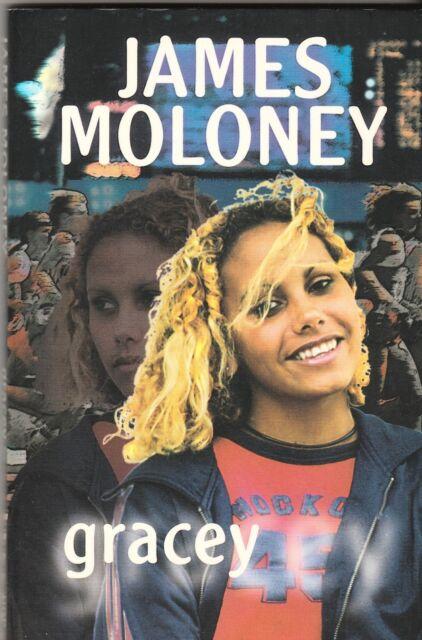 GRACEY (Gracey #2) James Moloney ~ Like New SC 1998 Aust Aboriginal