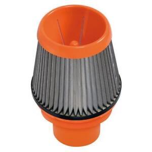 Super-Charge, filtro aria sportivo ad alte prestazioni in acciaio inox