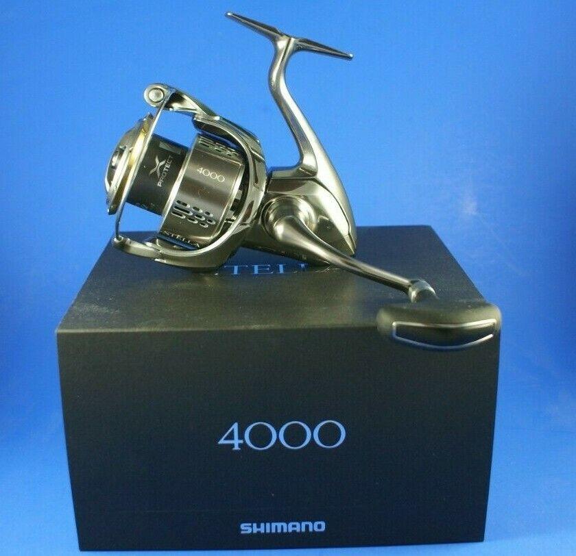 Shimano Stella 4000 FJ    STL4000FJ    Carrete de pesca de arrastre frontal