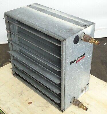 WOLF Wärmetauscher Heizlüfter Heizgerät Lufterhitzer Hallenheizung 2-Stufig 25kW