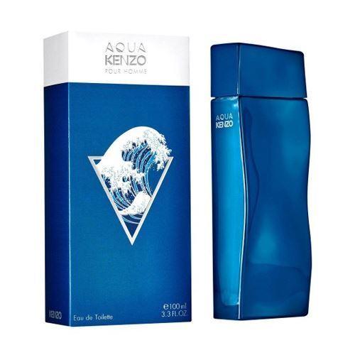 5780e8d8584 KENZO Aqua Pour Homme Eau De Toilette 100ml Spray for sale online | eBay