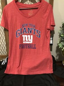 NFL Team Apparel NY GIANTS ladies