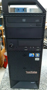 CORE LENOVO S20 TOUR PC W3565 3.2 Ghz 64 Go SSD 500 Go HDD / 8 Go Win 10