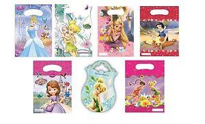 Party Bag Filler Loot Bag Princess Birthday Party Pinata Boys Girls Kids 48pk
