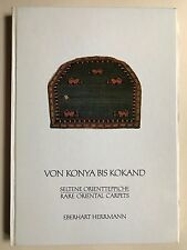 Konya Koka, Konya Koka  Orientteppiche, Eberhart Herrmann, Teppiche,