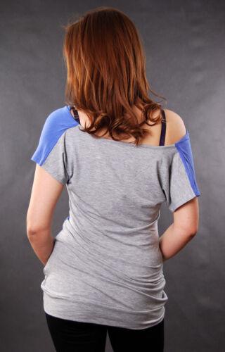 Mao sublevel shirt chiné GREY t-shirt Femmes