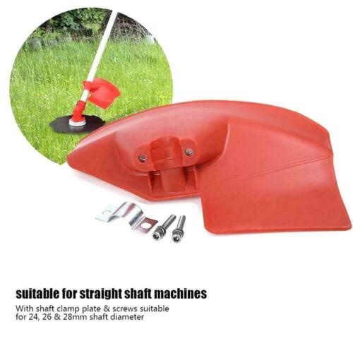 Grass Mower Protect Baffle Block Board Weeder Machine Covers Trimmer P4M8