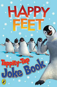 034-AS-NEW-034-Dungworth-Richard-Happy-Feet-Tappity-tap-Joke-Book-Book
