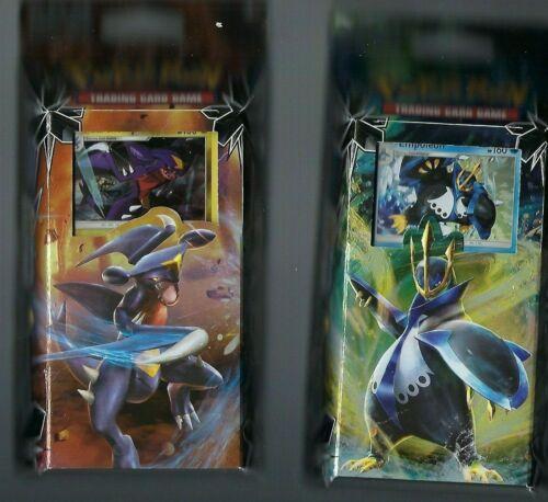 Pokemon Sun /& Moon Ultra Prism Theme Decks EMPOLEAN /& GARCHOMP