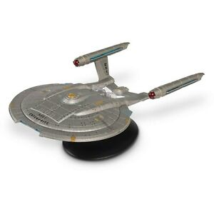 EAGLEMOSS-STAR-TREK-Enterprise-NX-01-XL-MEGA-RARE