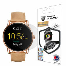 IPG Fossil Q Wander Screen Protector (2 Units) Invisible Ultra HD Clear Film