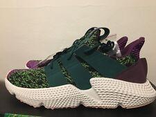 sports shoes e2bcc a122b Adidas Dragon Ball Z 10.5 Prophere Cell DBZ GREEN PURPLE D97053 SON GOHAN  GOKU