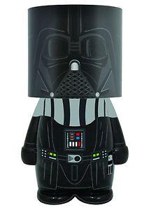 Darth-Vader-Star-Wars-Look-ALite-Lampara-LED-Noche-Lampara-Mesa-USB-amp-Bateria