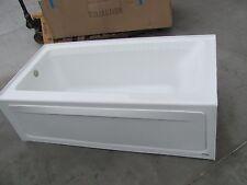 Jacuzzi J1S6030BLXXRSW 60 x 30 White Left-Hand Alcove Bathtub w/removable panel