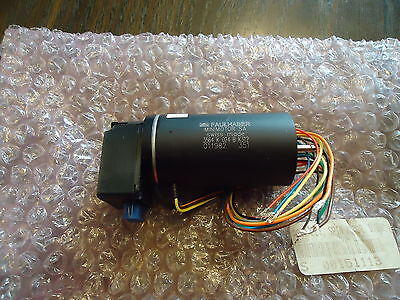 Selfless New Faulhaber Spin Motor W/encoder 3564k024 B K312 W/ A06 Heds-5540 Dder Micrmo Antiquities
