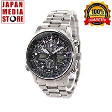 Citizen Promaster Sky PMV65-2271 Eco-Drive Solar Atomic 100% Genuine from JAPAN