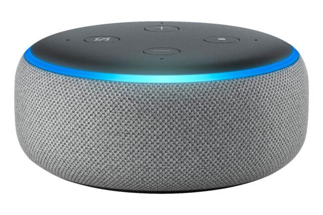 Enceinte intelligente Amazon Echo Dot de 3e génération avec Alexa Sandstone
