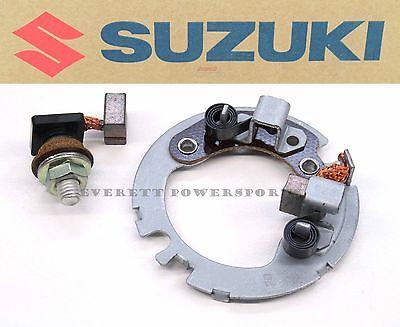 Ricks Starter Motor Brush Plate Repair Kit Suzuki GSXR600 GSXR750 Arctic Cat 375