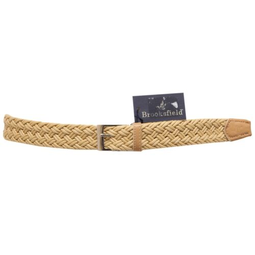 2830R cintura bimbo BROOKSFIELD beige belt kid