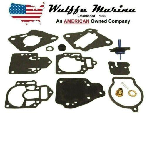 Mercury Mariner 6 8 9.9 10 Hp with WMC Carb Carburetor Rebuild Kit 1395-9761-1
