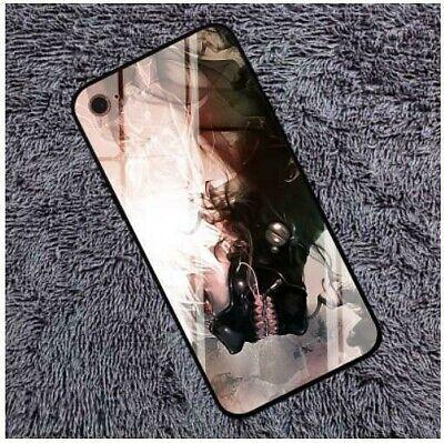 Realistisch Tokyo Ghoul Für Iphone 7/8 X/xs Xr Max Case Hülle Schutzhülle Gehärtetem Glas