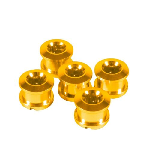 INSIGHT  alloy CHAINRING BOLTS 6.5mm x 4mm