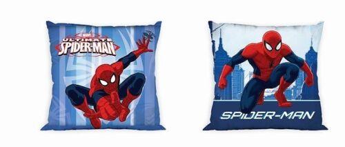Marvel Spiderman Taie d/'oreiller 40x40 Housse de Coussin Housse Coussin Deco référence