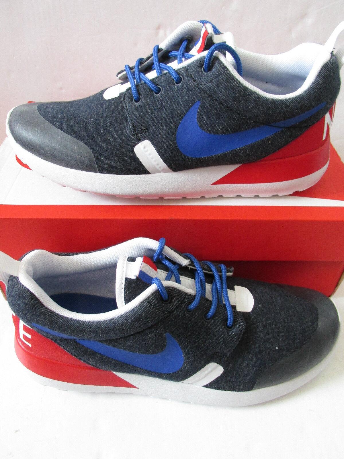Nike Rosherun Qs (Gs) Laufschuhe 703935 400 Turnschuhe Wahr