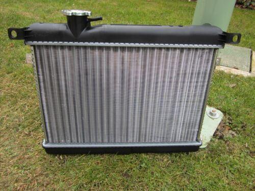 radiador refrigerante Seat 131 1600-2000