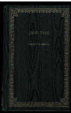 Jane Eyre by Charlotte Bronte - Peebles Classic Library Hardcover Classic Book